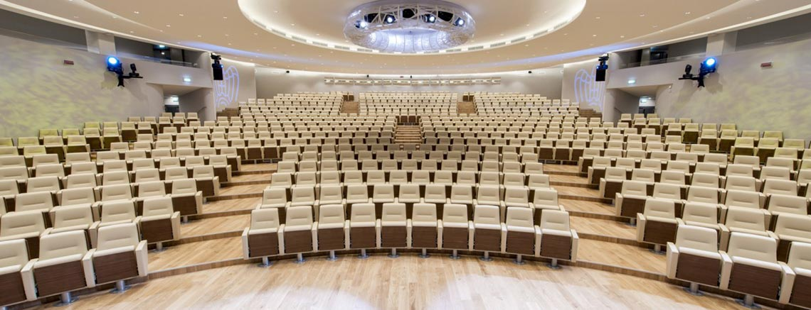 XX Congresso Nazionale Givre - Sede Congressuale