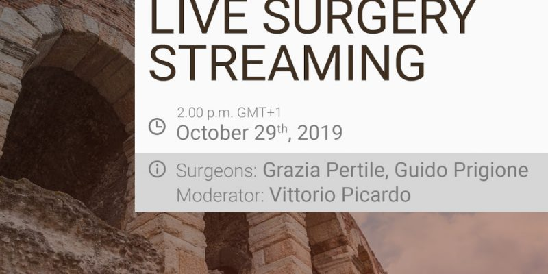 floretina live surgery streaming october 2019 header image